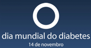 Símbolo do Dia Mundial do Diabetes