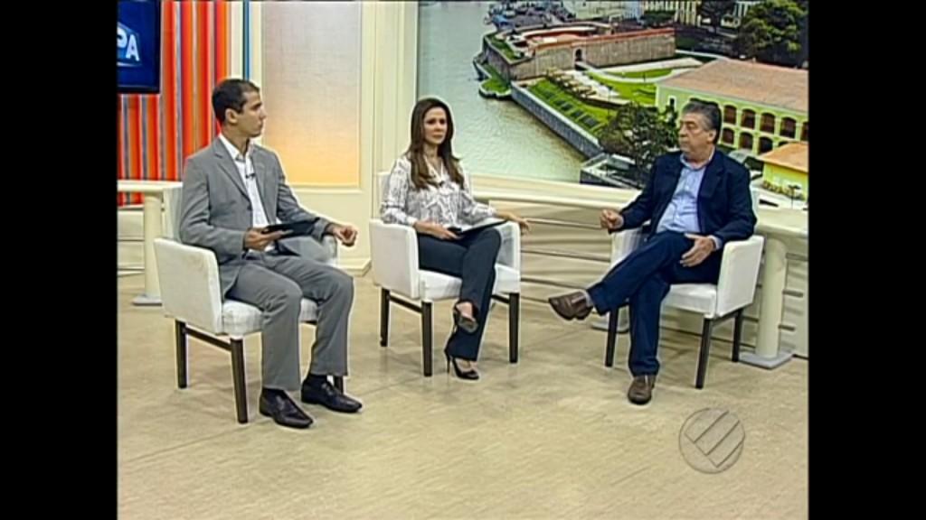 Dr. Luiz Claudio Chaves responde dúvidas sobre cirurgia bariátrica. Clique para ver o programa!