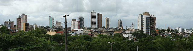 Vista de Itabuna, Bahia