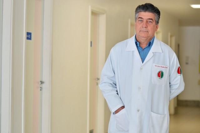 Dr. Luiz Claudio Chaves, cirurgião bariátrico e diretor geral do Hospital Ofir Loyola, em Belém