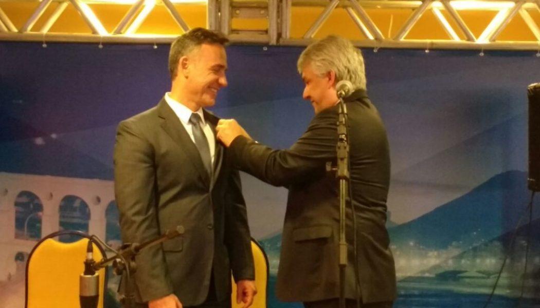 Caetano Marchesini assume a presidência da SBCBM