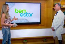 Dr. Marchesini participa do programa Bem Estar