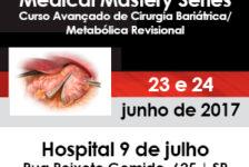 Curso avançado  de cirurgia bariátrica e metabólica revisional