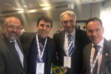 Almino Ramos é eleito presidente da IFSO 2018