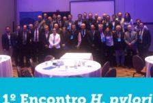 Encontro inédito entre a SBCBM e Núcleo Brasileiro para Estudos do H.Pylori acontece em Campinas