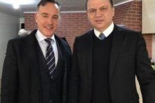 Presidente da SBCBM se reúne com o Ministro da Saúde Ricardo Barros