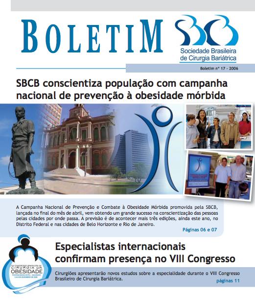 Boletim No. 17 – 2006
