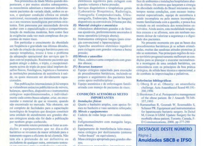 Boletim Vol. 2 – No. 1 – 2001