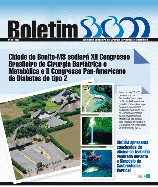 Boletim No. 25 – 2010