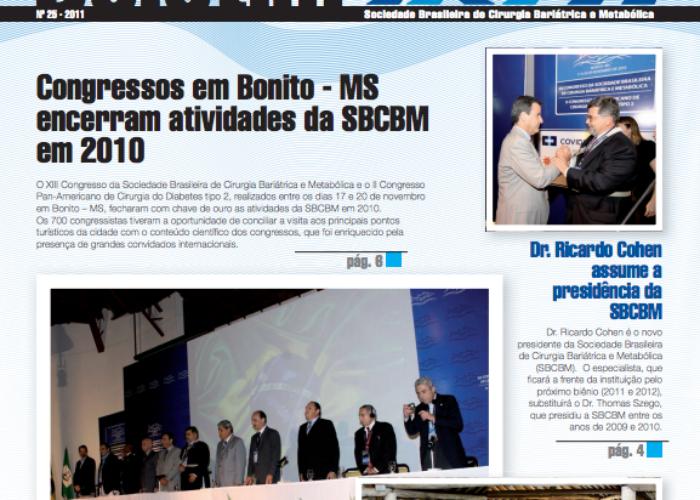 Boletim No. 26 – 2011
