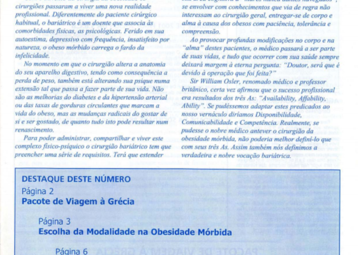 Boletim Vol. 2 – No. 2 – 2001
