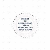 Insight de Repercussão Diário – SBCBM – 22.08 a 28.08