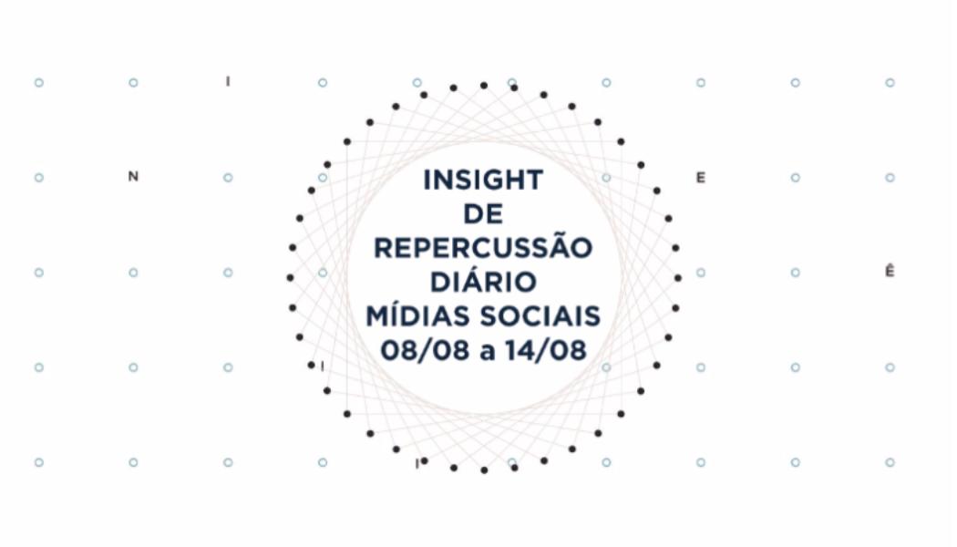 Insight de Repercussão Diário – SBCBM – 08.08 a 14.08