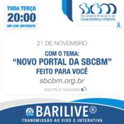 """""""Novo portal da SBCBM"""" feito para você!"""