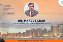 Convite para o XIX Congresso da SBCBM – Dr. Marcos Leão