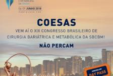 Congresso de Cirurgia Bariátrica e Metabólica tem programação exclusiva para equipes multidisciplinares