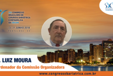 Convite para o XIX Congresso da SBCBM – Dr. Luiz Moura