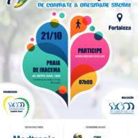 Fortaleza recebe 1ª Caminhada Nacional de Combate à Obesidade neste domingo