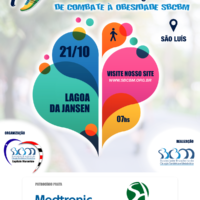 Lagoa de Jansen  recebe 1ª Caminhada Nacional de Combate à Obesidade