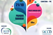 Curitiba recebe 1ª Caminhada Nacional de Combate à Obesidade neste domingo