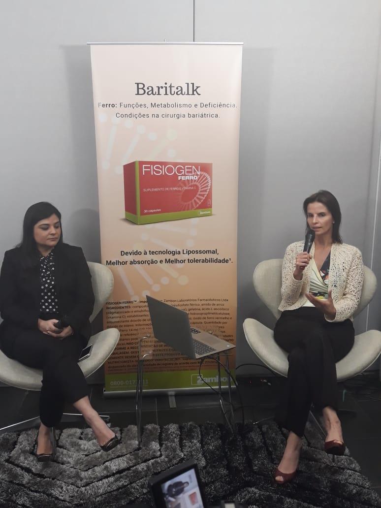 Baritalk aborda o Ferro suas funções, metabolismo e deficiência
