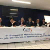 Cerca de 200 cirurgiões participam do 1º Simpósio de Cirurgia Bariátrica e Metabólica da Paraíba
