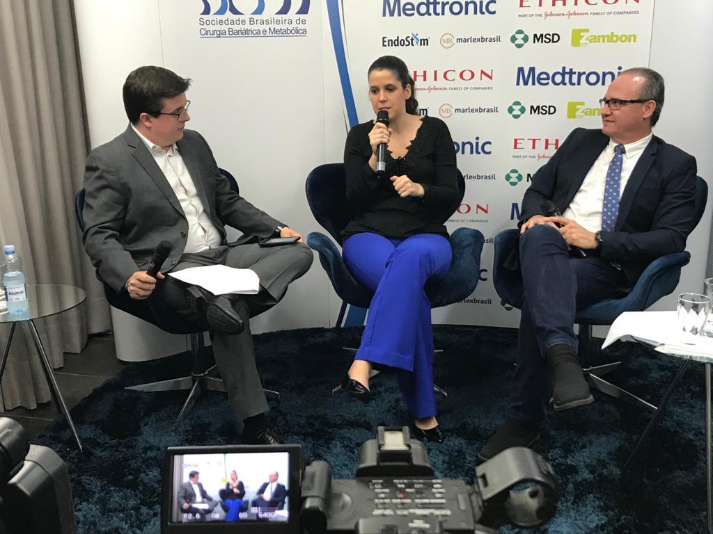 Especialistas debatem como manter o resultado da Bariátrica