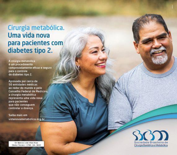 Campanha vai informar a população sobre riscos e tratamentos para a Diabetes Tipo 2