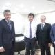 Diretoria da SBCBM se reúne com Ministro da Saúde em Brasília