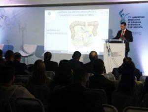 Cirurgiões discutem segurança da bariátrica durante curso do Congresso em Curitiba
