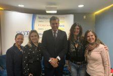 Reunião com enfermeiras e coordenadoras COESAS marca gestão aberta para contribuições