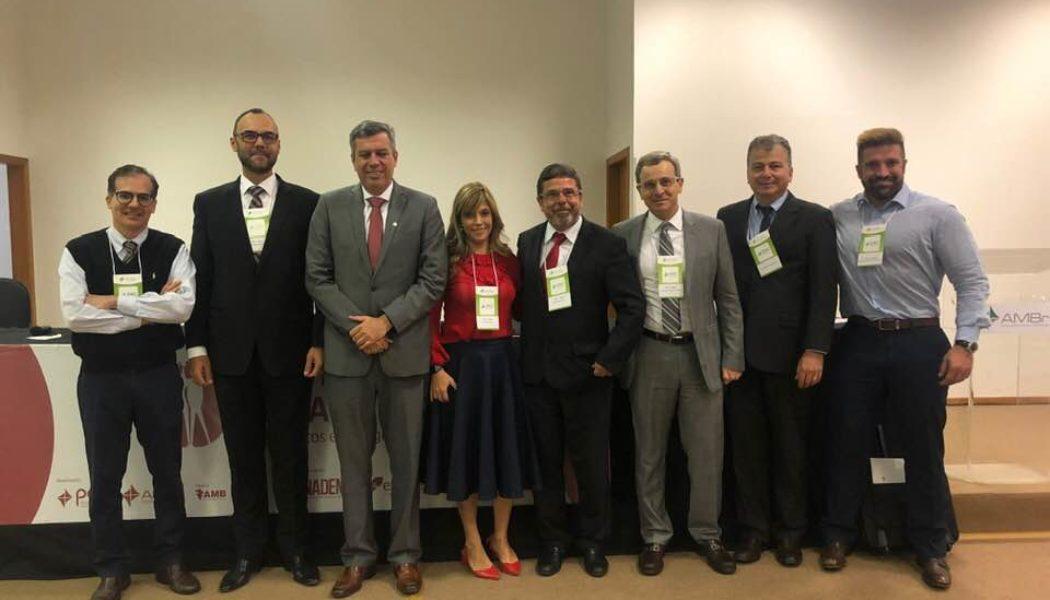 SBCBM participa de debate multidisciplinar sobre cirurgia metabólica em Brasília
