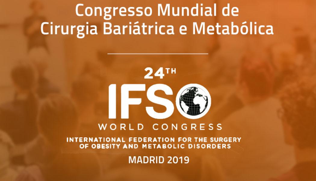 SBCBM terá sessão exclusiva no 24º Congresso Mundial de Cirurgia Bariátrica e Metabólica