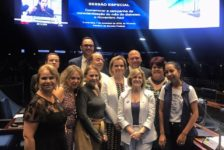 Senado celebra o mês de conscientização sobre o diabetes