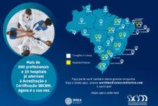 Programa de Certificação e Acreditação da SBCBM cresce em todo o Brasil