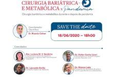 Webinar – Cirurgia Bariátrica e Metabólica durante e depois da pandemia