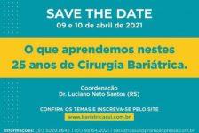 Capítulo Rio Grande do Sul promove a primeira edição do Bariátrica Sul de 2021