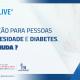 Barilive – Vacinação para pessoas com obesidade e diabetes. O que muda?