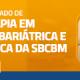 Fisioterapia em Cirurgia Bariátrica e Metabólica da SBCBM
