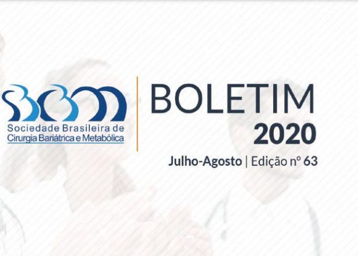 Boletim No. 63 – 2020