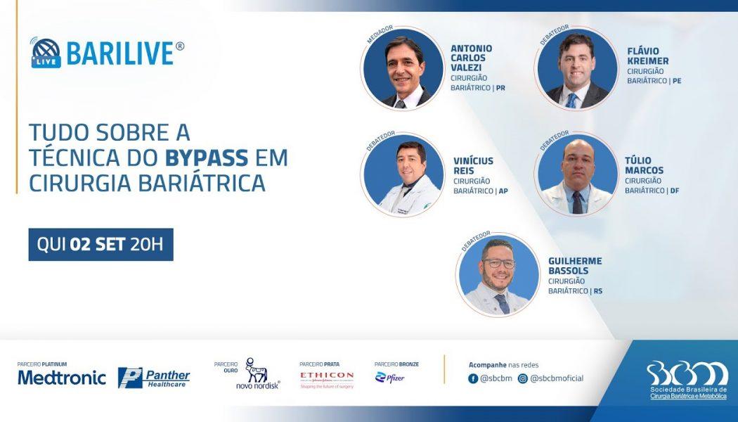 Barilive – Tudo sobre a técnica do BYPASS em cirurgia bariátrica