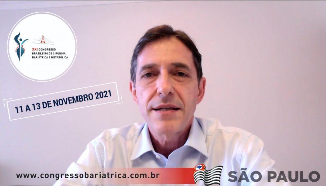 XXI Congresso SBCBM – Um recado do Dr. Antônio Carlos Valezi